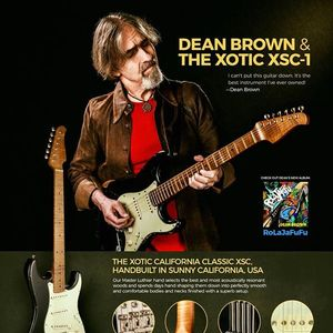 Dean Brown THE DEAN BROWN & DAVE WECKL PROJECT
