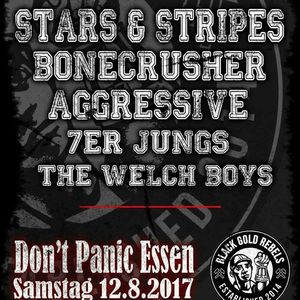 Aggressive (GER) Stronghold Of Oi Festival