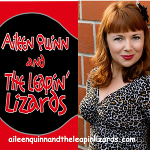 Aileen Quinn And The Leapin' Lizards Shenanigan's Pub and Grille