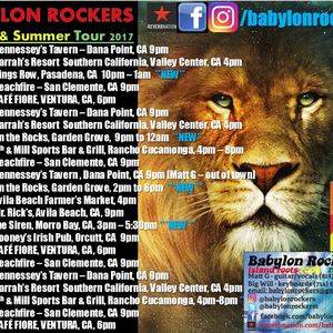 Babylon Rockers Sunsets Capo