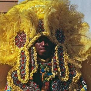 Young Seminole Hunter Gang Klubscenen