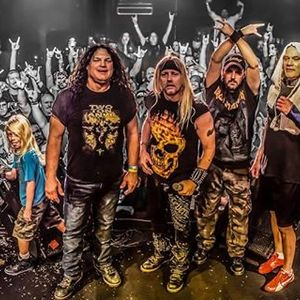 Conquestmetal The Family Arena