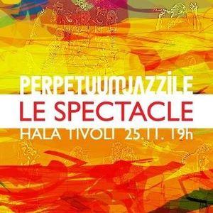 Perpetuum Jazzile Théâtre Saint-Michel
