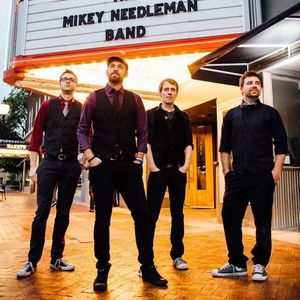Mikey Needleman Band Ponca City