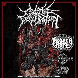 Cattle Decapitation The Starlite Room