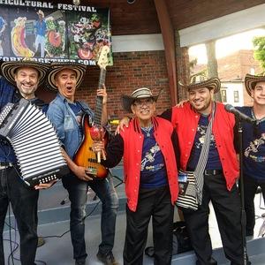 Viva Vallenato Cumbia Badass Accordion Band Mahwah Public Library