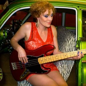 Anna Lisa Beltine Blues Festival