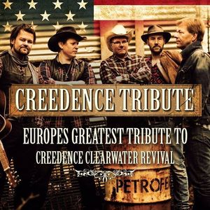 CREEDENCE TRIBUTE Hallsberg