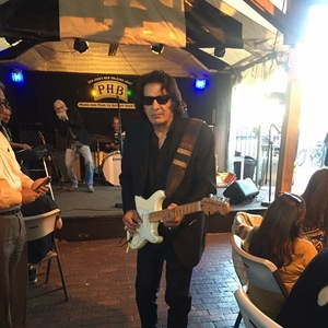 Dennis Herrera Blues Band MISSION ST. BBQ