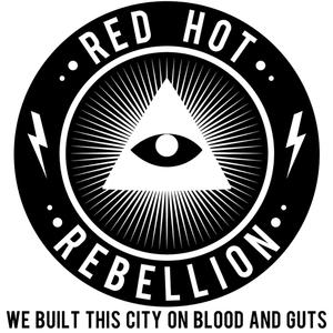 Red Hot Rebellion Bogart's
