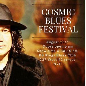 Cosmic Blues Band B.B. King Blues Club & Grill