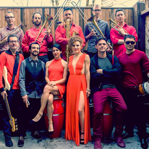 Williamsburg Salsa Orchestra SOBs (Sounds of Brazil)