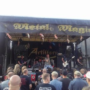 Artillery (The Official Page) Amager Bio