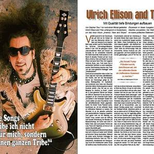 Ulrich Ellison and Tribe Spirit of 66
