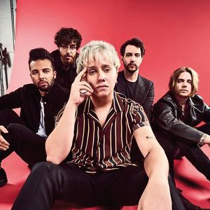 Nothing But Thieves Lowlands Festival Site