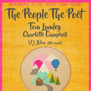 The People The Poet Swansea Fringe Festival @ The Pit