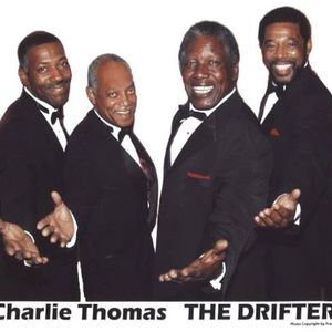 Charlie Thomas' Drifters Tilles Center Concert Hall