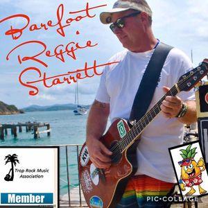"Barefoot"" Reggie Starrett, Music Page Trop Rock Manor"