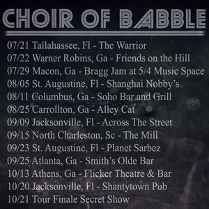 CHOIR OF BABBLE The Mill