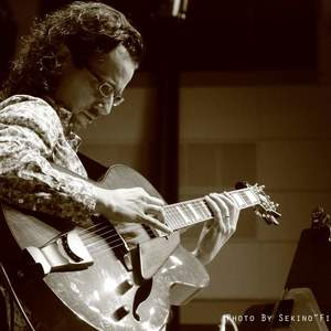 Fabio Bottazzo - Jazz Guitarist and Composer よろっとローザ