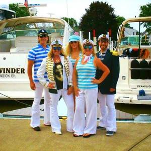 Overboard: The Love Boat Band Beach City