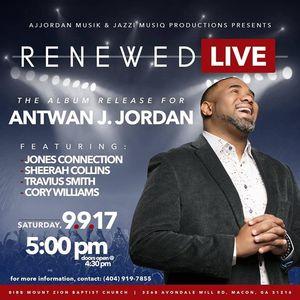 Antwan J. Jordan Bibb Mount Zion Baptist Church