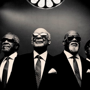 The Blind Boys of Alabama Centre in The Square