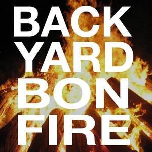 Backyard Bonfire Cowboy Up