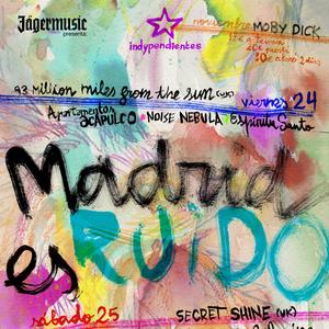 Madrid es Ruido Moby Dick