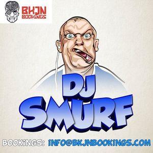 DJ Smurf (Geordie Gabba Mafia). Newcastle, England Airport Weeze