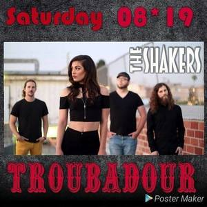 The Shakers Troubadour
