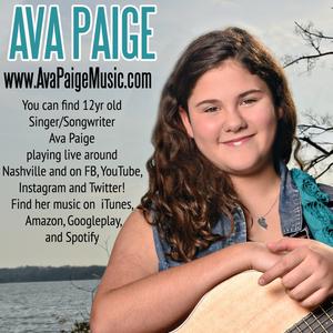 Ava Paige Music Lancaster