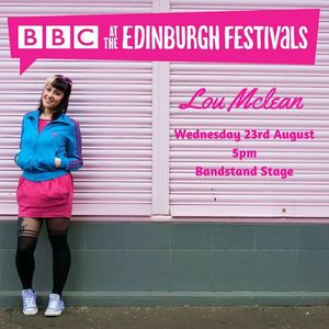 Lou Mclean Music BBC Bandstand Stage