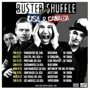 Buster Shuffle Official Velke Opatovice