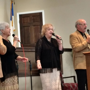 Heartfelt Quartet Blockers Chapel Congregational Methodist Church