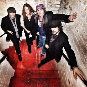 The Quireboys Rescue Rooms