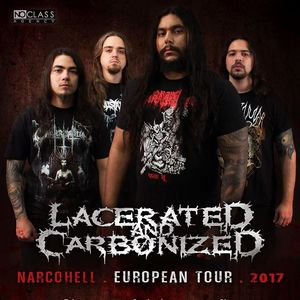 Lacerated And Carbonized Carvin
