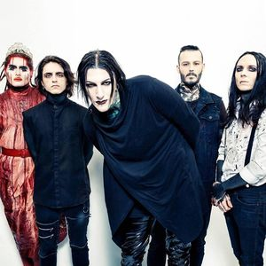 Motionless In White Bogarts