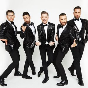 The Overtones Sheffield City Hall