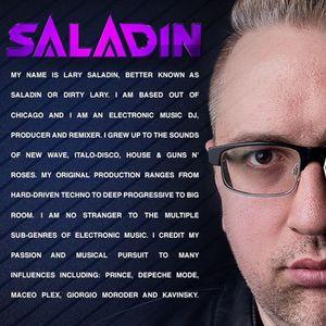 Saladin Eternal Groove Music Festival