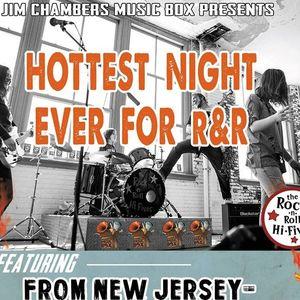 Jim Chambers Music Box Skippers Smokehouse