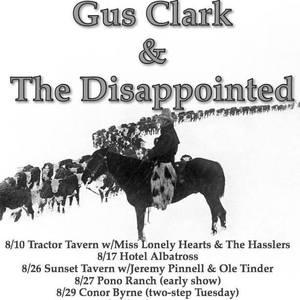 Gus Clark Conor Byrne Pub