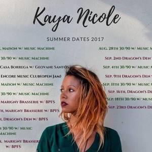Kaya Nicole Maison