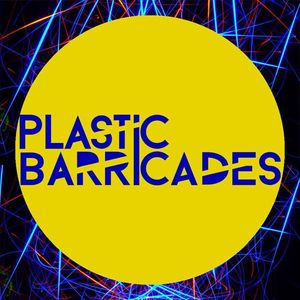 Plastic Barricades Lennon's Bar
