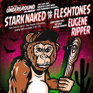 Stark Naked and the Fleshtones Rivoli