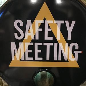 Safety Meeting McCall Plaza