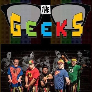 The Geeks Band Wild Wing Cafe