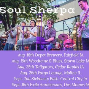 Soul Sherpa Wood, Wine, and Blues Festival