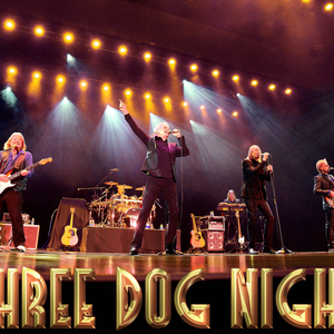 Three Dog Night Ridgefield Playhouse