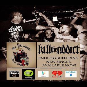 Kill the Addict Crowbar
